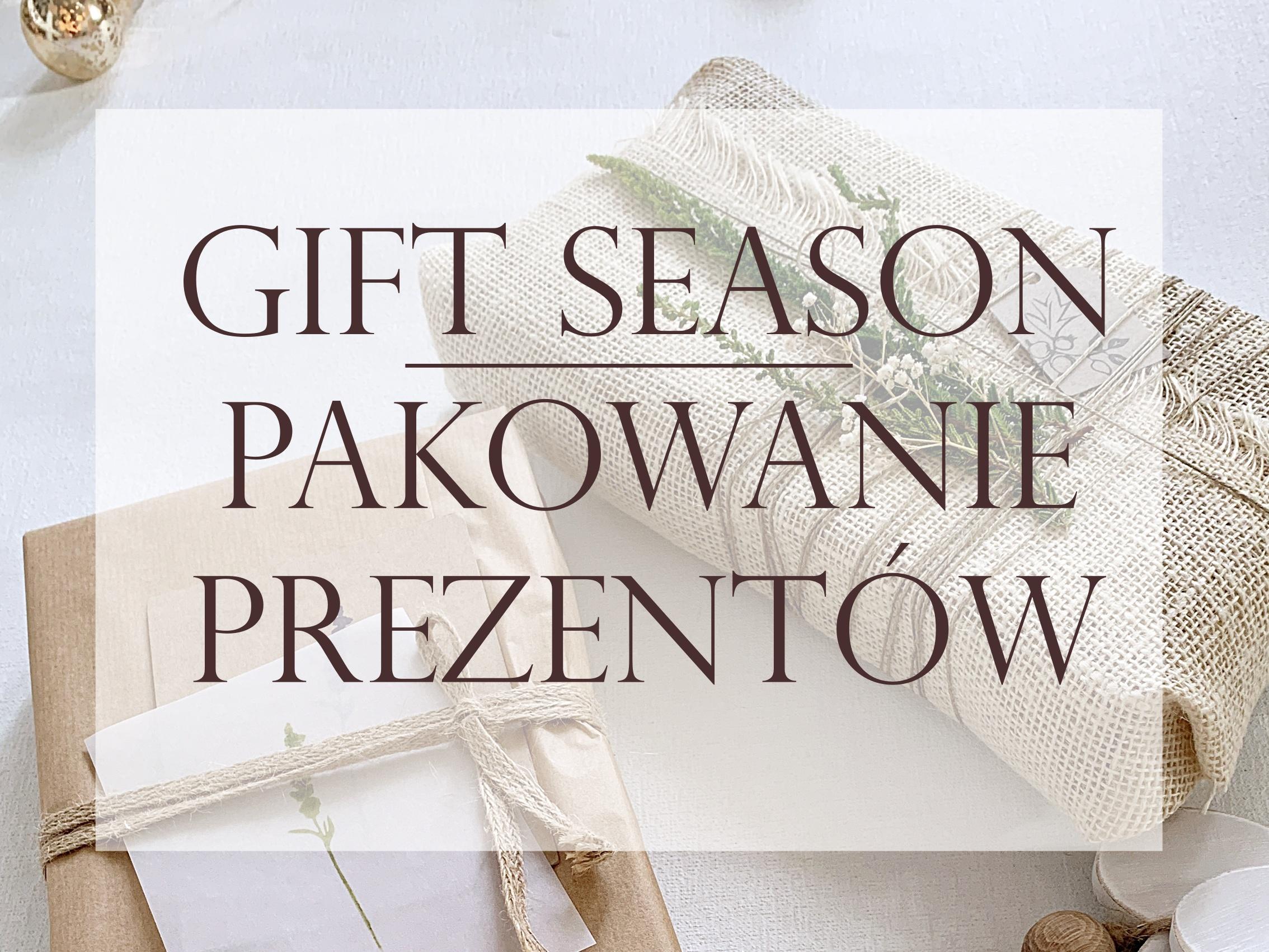 Sezon prezentów